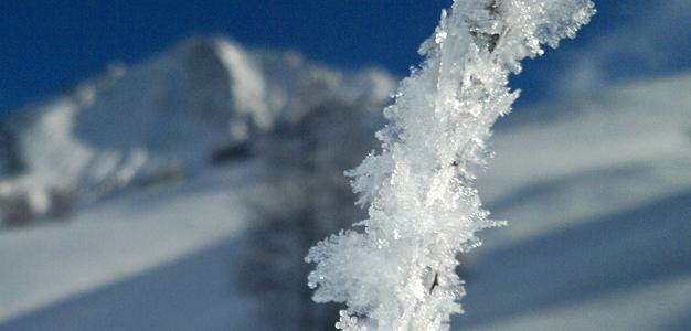 Lumikiteen koolla on suuri merkitys vyöryn syntymisessä (kuva: Janne-Juhani Haarma / frbc.fi )