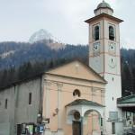 Monte Rosa Champoluc kirkko