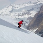 Monte Rosa Gressoney off-piste