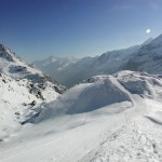 Monte Rosa Gressoney rinteet