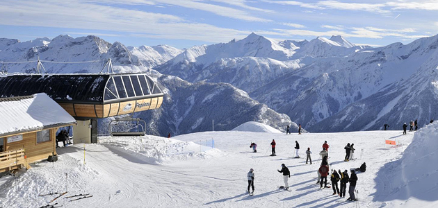 Espace Lumiére - hiihtokeskus