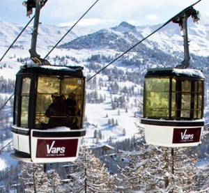 La Forêt Blanche ja Vars - hiihtokeskus
