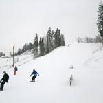 Vihti Ski laskettelurinteet