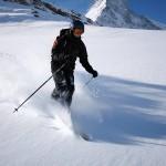 zermatt off-piste matterhorn
