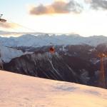 Leukerbad hiihtohissi gondolihissi laskettelukeskus hiihtokeskus