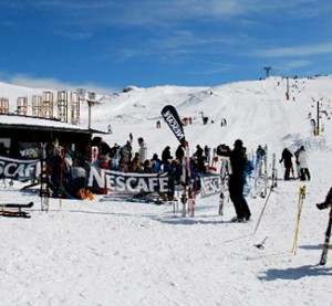 Parnassos - hiihtokeskus