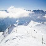 Avoriaz hiihtokeskus rinne