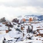 avoriaz kylä