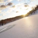 Tahko järvi Syväri