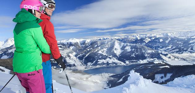 Zell am See - hiihtokeskus