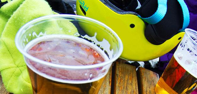 Suurin osa suomalaisista ei juo rinnepäivänä lainkaan alkoholia.