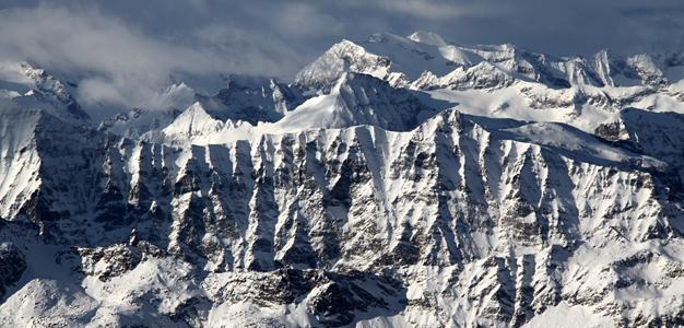 Suomalainen hiihtomatkailija viihtyy erityisen hyvin Itävallassa. Kuva Kaprunista.