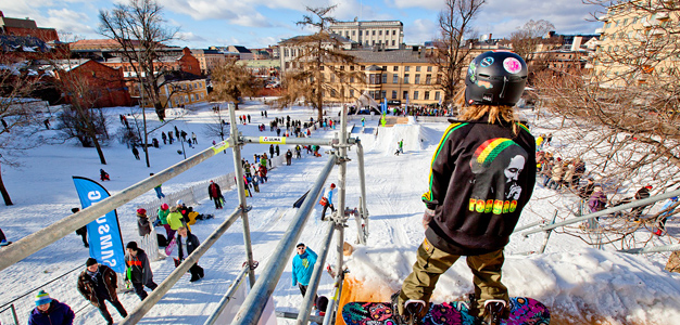 Koffari slopestyle 2013