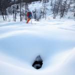 Krippenstein kolot lumessa