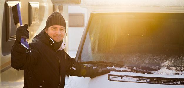matkailuauto alpeilla caravan-vuokraus