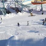serena ski hyppy