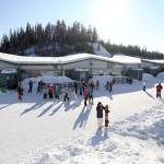 serena ski vuokraamo - kahvila