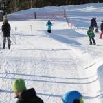 serena ski lasten rinne