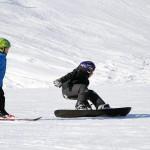 serena ski lapset rinteessä