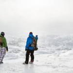 Krippenstein skiers view