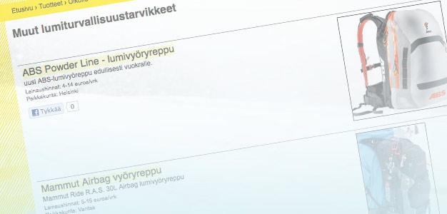 Kuinoma.fi ja Burton Store yhteistyö