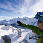 Wengen Mürren ski area