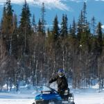 Luosto moottorikelkkailu Lapland hotels