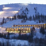 Olos holiday resort Lapland hotels