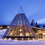 Olos polar kota restaurant Lapland hotels