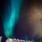 Olos uusi hotelli revontulet Lapland hotels