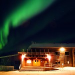 Pallas tunturi northern lights Lapland Hotels