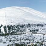 Pallas hiihtokeskus tunturi Lapland hotels
