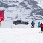 Wengen ski resort BMW