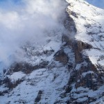 Wengen Eiger North face
