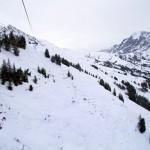 Wengen Grindelwald First ski area
