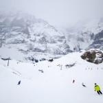 Wengen Grindelwald First slope