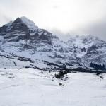 Wengen Grindelwald slopes