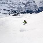 Wengen Grindelwald skiing