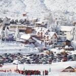 Cerro_Catedral_hiihtokylä