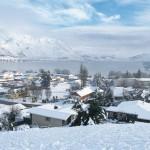 Lumipäivä Wanaka