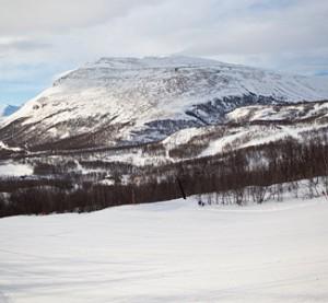 Björkliden - hiihtokeskus