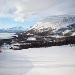 Björkliden hiihtokeskus rinteet