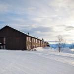 Björkliden majoitus hotel Fjället