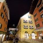 Kitzbühel centre streets