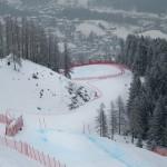 Kitzbühel Hahnenkamm downhill track