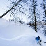 Krippenstein off-piste skier schonberg