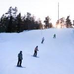 MeriTeijo ski Eturinne