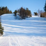 MeriTeijo ski Kilparinne Jyrkkärinne