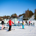 MeriTeijo ski laskettelijat