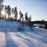 MeriTeijo ski rinne pitkä
